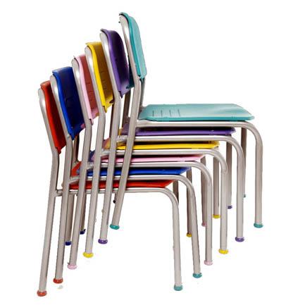 Mesa hexagonal para ni os muebles classic for Sillas para inicial