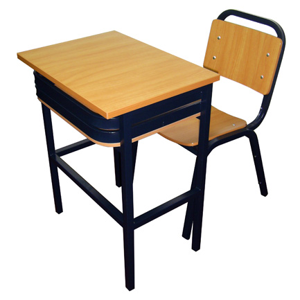 Carpeta mesa star y silla star anat mica muebles classic for Sillas para inicial