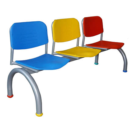 Butaca de 3 asientos para niños   Muebles Classic